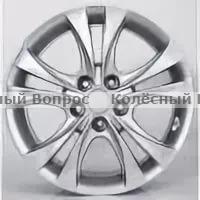 Шина Replica Replica Ki567 Silver 7*17 ET40 5*114,3 d67,1  в интернет-магазине Колесный Вопрос